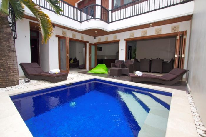 Private Pool  - KUTA ROYAL VILLA  (A11) - Tuban - rentals