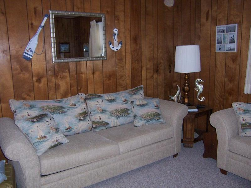 Living room - Southern Shore Cottage - Ocean City - rentals