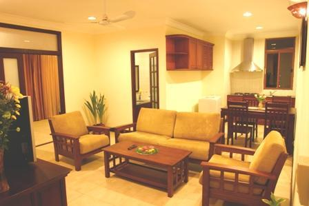 Spacious one bedroom apartment for rent. - Image 1 - Phnom Penh - rentals