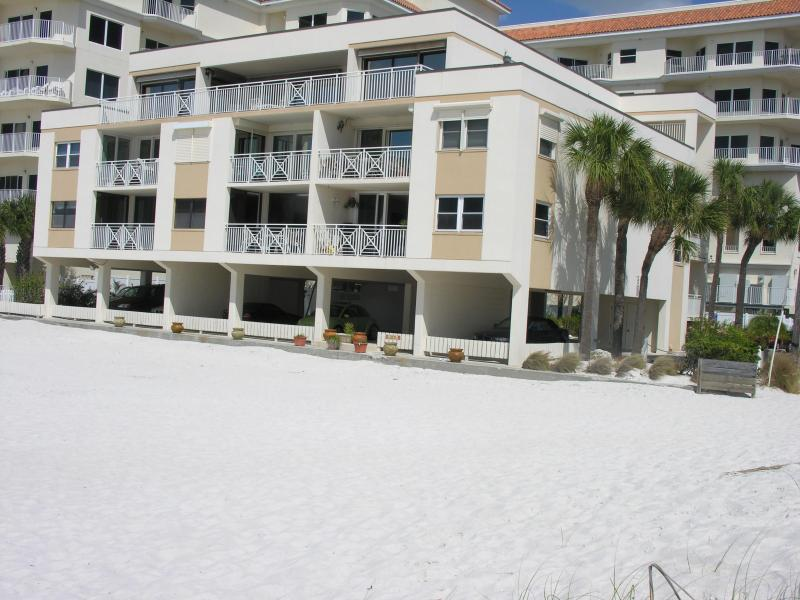 White sandy beach at your door. - Best on the Beach - Clearwater - rentals