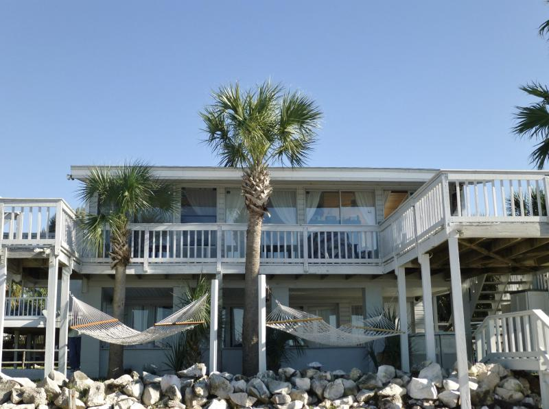 The Sandcastle in the Sun waits for you to getaway from it all and relax. - Stunning Gulf-front cottage with private beach!! - Weeki Wachee - rentals