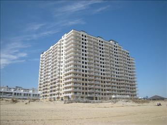 Exterior - Gateway Grand 1403 (Side) 81539 - Ocean City - rentals