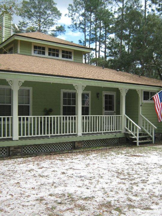 Front - Peaceful Lakehouse Near Gainesville Fl - Hawthorne - rentals