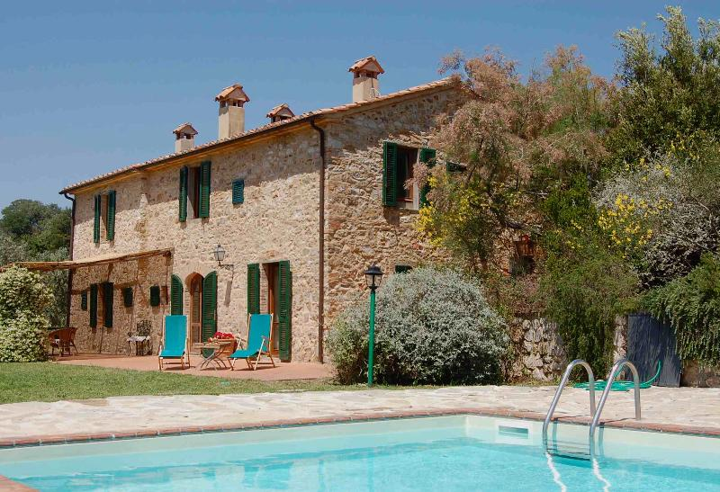Villa and pool - June Special! Super View, Pool, Nature! - Scansano - rentals