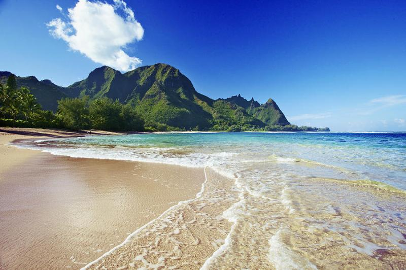 Tunnels Beach.....25 min drive from the property - Glamping on Kauai...Anini Beach - Princeville - rentals