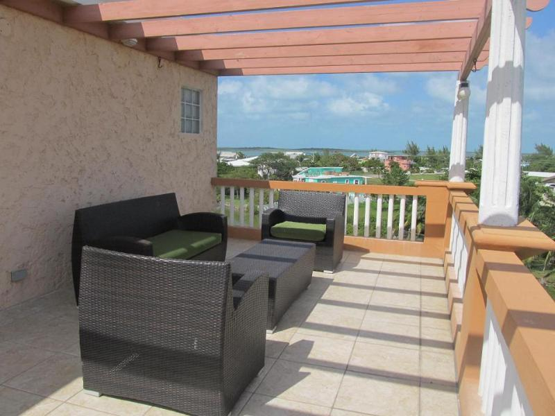 Pent House Patio - Ambegris Lake Villas - San Pedro - rentals