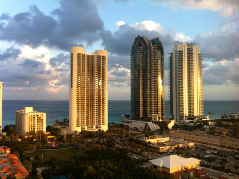 2 bedroom Ocean View with large balcony! - Image 1 - Sunny Isles - rentals