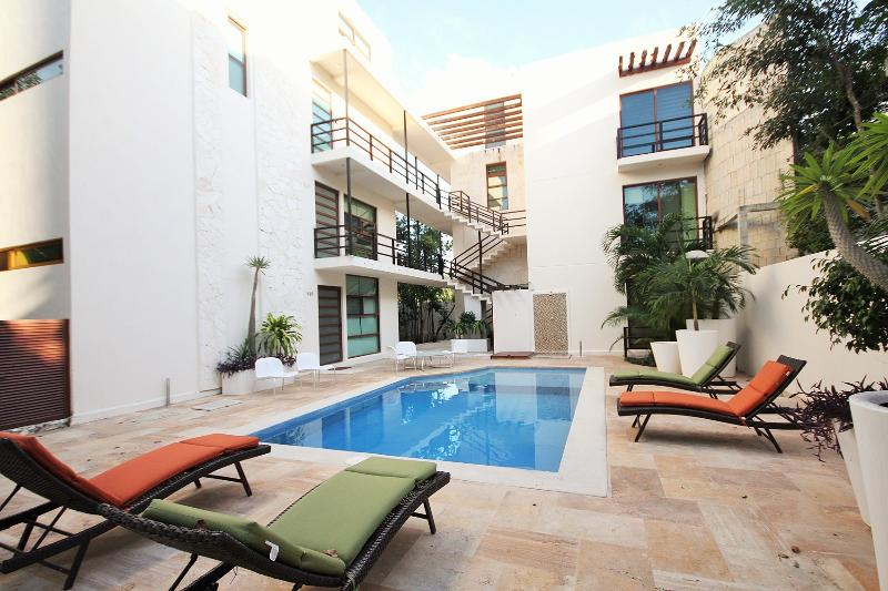 Beautiful 2 Bedroom Apartment in Tulum Riviera 201 - Image 1 - Tulum - rentals