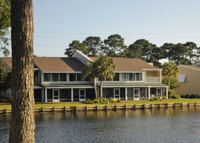TRANQUIL 2BR/3BA LAKEFRONT Townhome in Gated Community - Image 1 - Miramar Beach - rentals