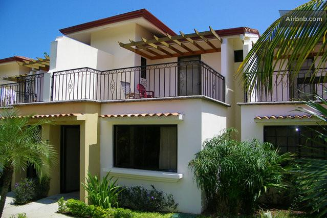 FRONT DOOR - Jade  Beach  48  close to beach and downtown Coco - Playas del Coco - rentals
