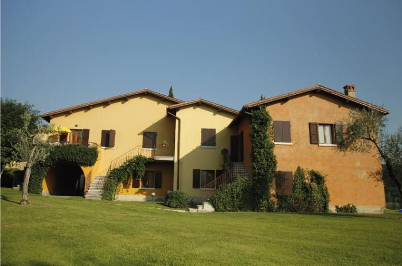 """External View of the Apartments - Poiano Resort - Two-roomed ap. """"Central Plus"""" - Garda - rentals"""