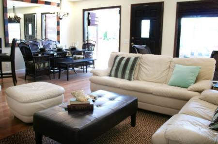 Family Room  - Seaside Savvy - San Diego - rentals