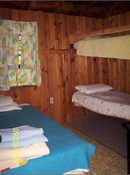 view of bedroom in Whippoorwill - Whippoorwill - SunderLand Cottages - Oriskany - rentals