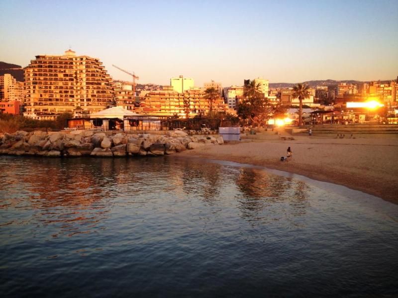Beach Sunset - Beach Summer Vacation in Lebanon - Beirut - rentals