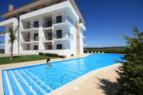 Swiming pool - Turtlehouse - Sao Martinho do Porto - rentals