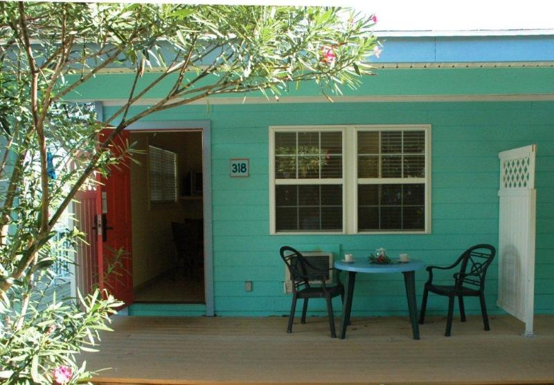 Front of Studio - Lovely private Studio, close to beach--Sleeps 3 - The Exumas - rentals