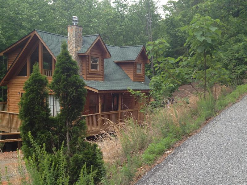 cabin - Lurewoods Mountain Retreat - Lake Lure - rentals