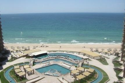 Balcony view - Las Palomas Resort Luxury 2 BR Phase 2- Amazing!!! - Puerto Penasco - rentals
