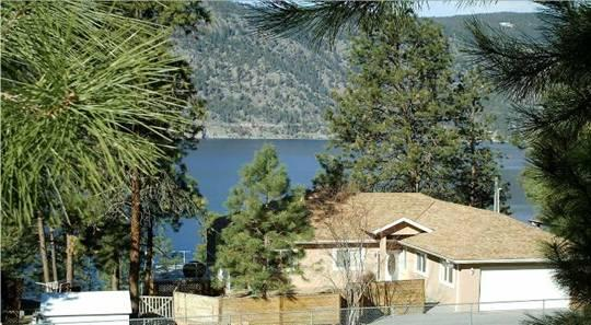 Looking at property from road - Quiet Country Residence - Kelowna - rentals