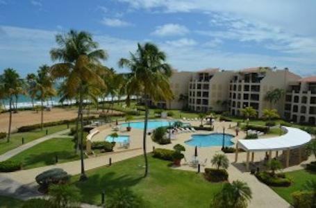 Crescent Beach View - Beachfront apartment at Palmas del Mar Resort - Humacao - rentals