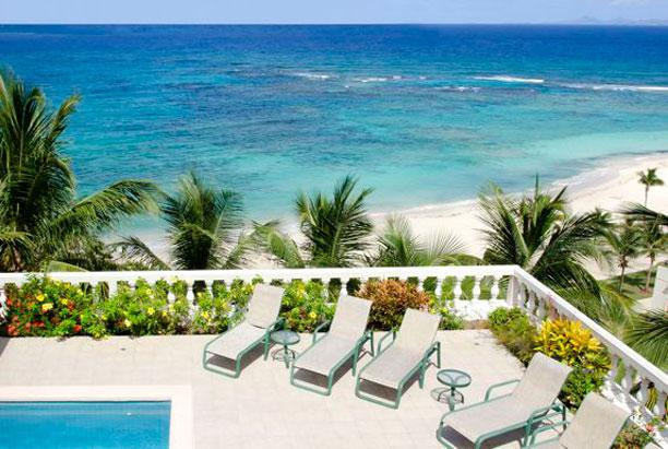 St. Martin Villa 221 Enjoy The Panoramic Views Of St. Barths And The Many Breathtaking Colors Of The Caribbean Sea. - Image 1 - Dawn Beach - rentals