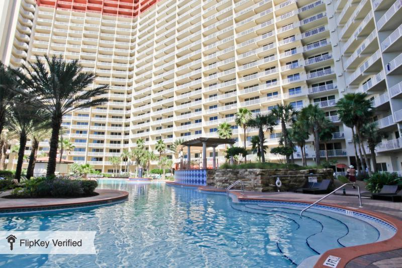 Shores of Panama #512 - Best Location and View - Image 1 - Panama City Beach - rentals