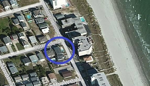 Location Across Street from Beach!! - 5 Bedroom Beach Get-Away For That Perfect Vacation - North Myrtle Beach - rentals
