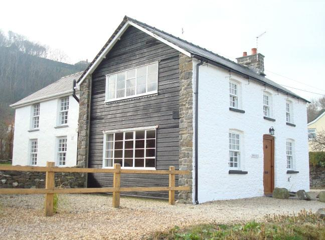Brongwyn Cottage - Beautiful Cliff Top Cottage With Stunning Sea View - New Quay - rentals