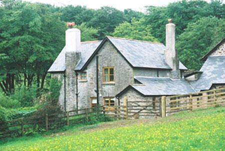 Cottage from field - venford cottage exmoor national park - Dulverton - rentals