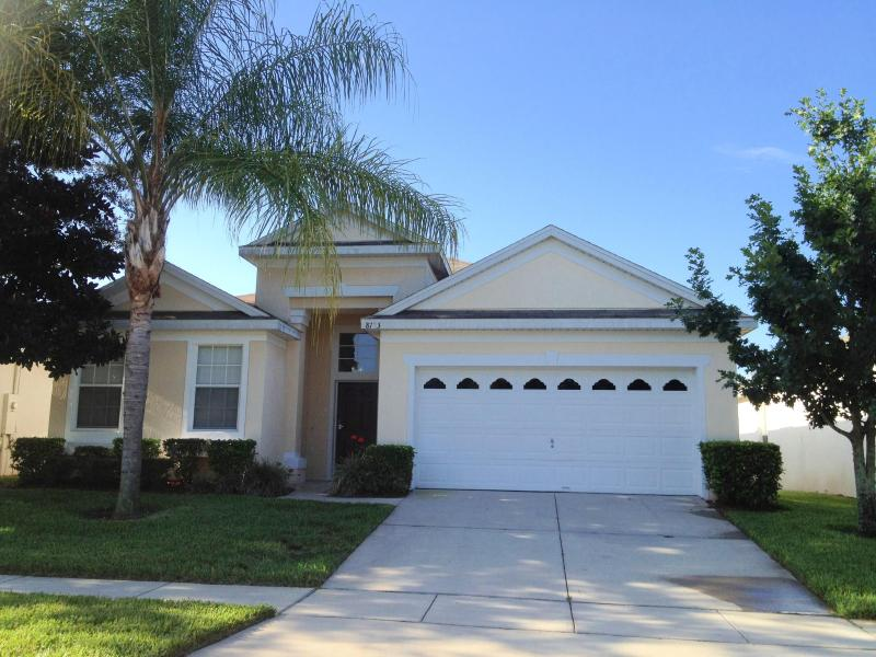 Front view - Windsor Palms - 4 bed 3 bath with hot tub! - Kissimmee - rentals