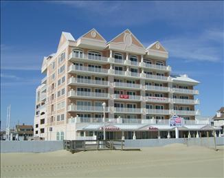 Exterior - South Beach 509 (Side) 44065 - Ocean City - rentals