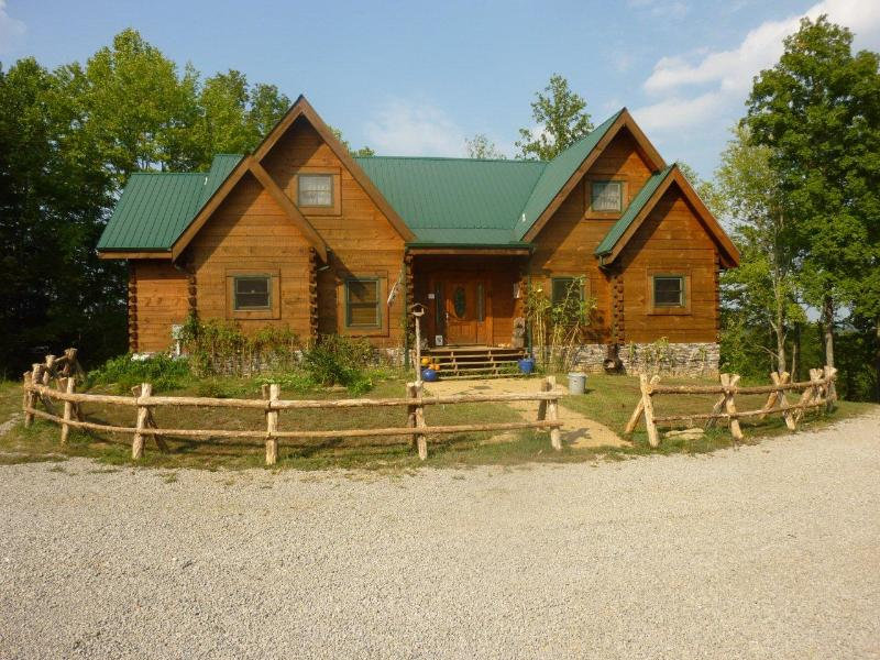 Hidden Cave Ranch Bed and Breakfast. - Hidden Cave Ranch Bed and Breakfast - Burkesville - rentals