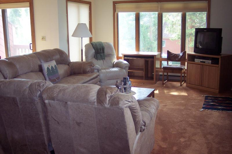 Living Area - Snow Buck at Lookout Village - Fraser - rentals