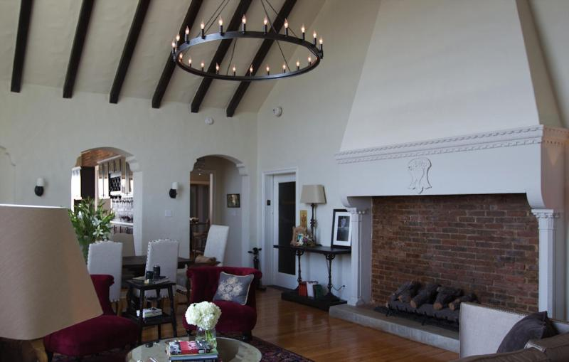 Great Room - Executive Penthouse Rental - Indianapolis - rentals