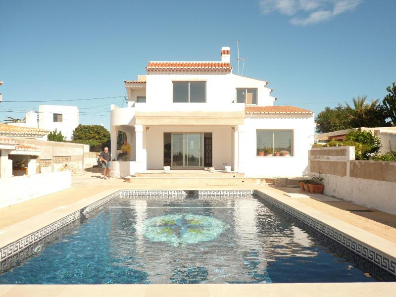 Rear of property - CARVOEIRO GUEST HOUSE EN SUITE/ TER OPENING OFFERS - Carvoeiro - rentals