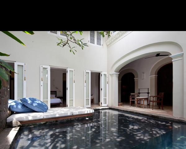 Luxury charming old Villa in Galle fort - Image 1 - Galle - rentals