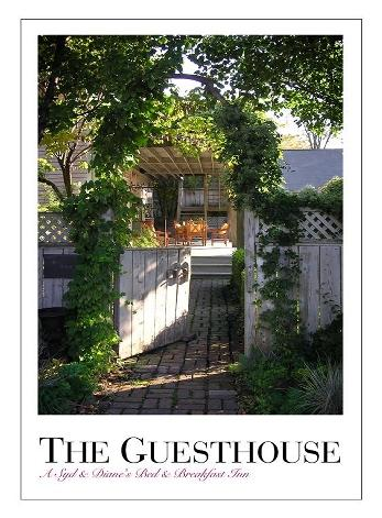 The Guesthouse Alley Entrance - The Guesthouse Perrysburg - Perrysburg - rentals