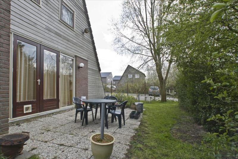 Backgarden - Holiday home in the middle of Friesland - Grou - rentals