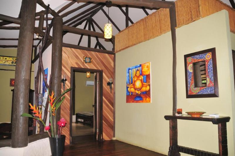When you walk in the front door this is what you see! - 'Casa Rustica' Private House in La Fortuna/Arenal - La Fortuna de San Carlos - rentals