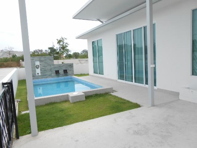 Dream Bungalow with Pool for rent - Image 1 - Hua Hin - rentals