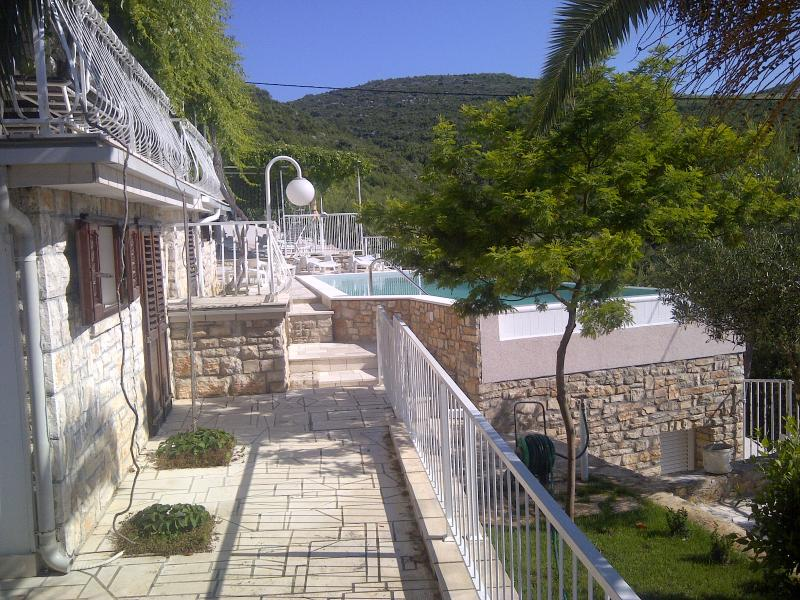 Building exterior - Studio apartment of villa Sonia & Teo - Hvar - rentals