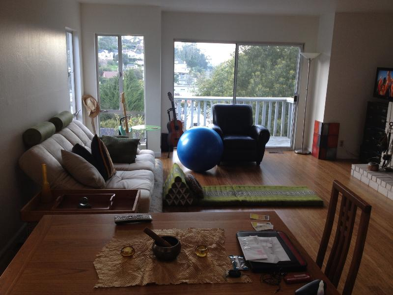 Sausalito Cul-de-sac mountain and bay views - Image 1 - Sausalito - rentals