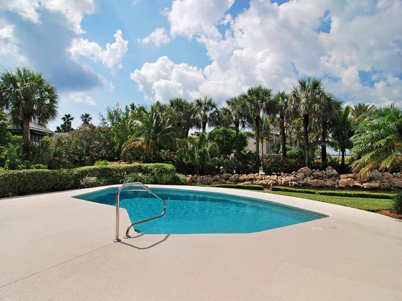 Private house pool - Luxury 3 bd home w/pool in private beach community - Stuart - rentals