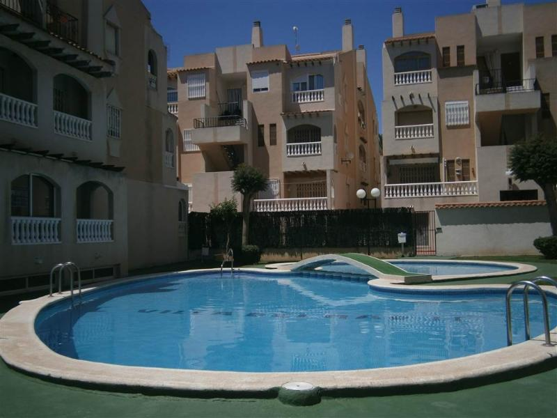 Studio 600 meters from the beach in Torrevieja - Image 1 - Torrevieja - rentals