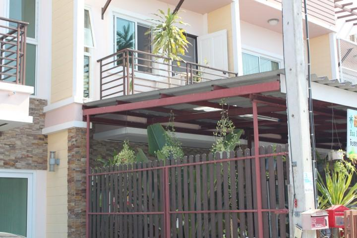 Nice Townhouse for rent in Hua Hin - Image 1 - Hua Hin - rentals