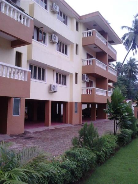 Building - 2 bhk furnished apartment on rent  for short stay. - Goa - rentals