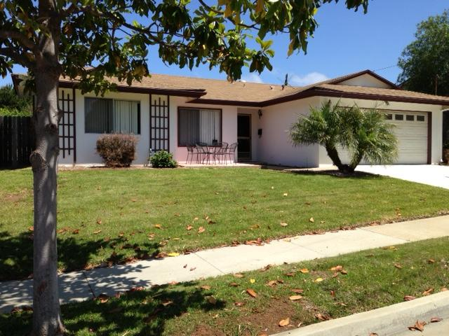 Front of Home From Street - Summer Carlsbad Lifestyle! - Carlsbad - rentals