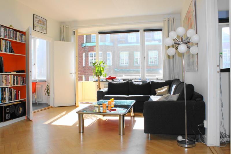 Living room - Add to your favourites Manage Apartment in an Exclusive part of Stockholm - Stockholm - rentals