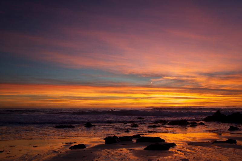 Sunsets are EPIC! - **Ocean Front** Studio with Amazing Sunset Views! - Laguna Beach - rentals