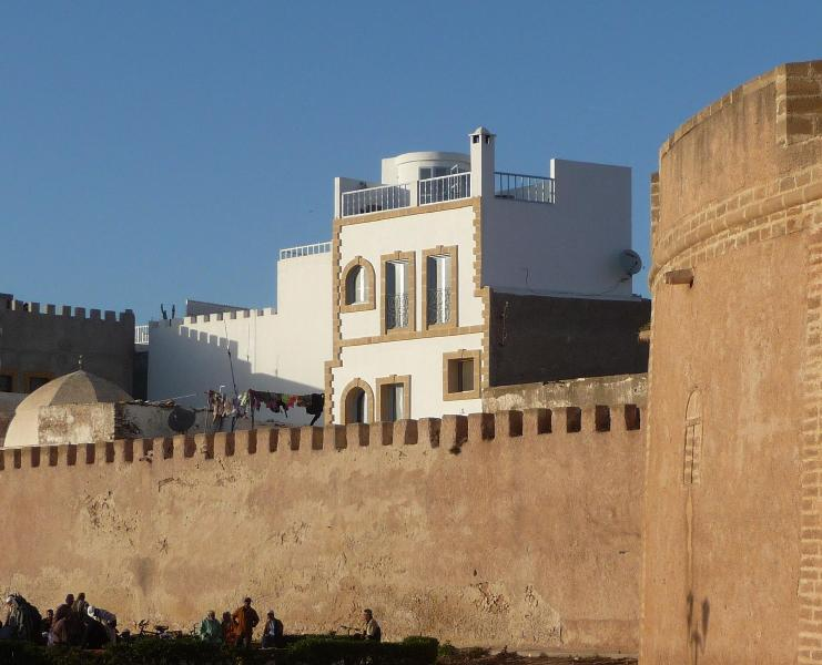 Dar Mashi Mushkil - Dar Mashi Mushkil, modern comfort, romantic, sunny, first rank sea and city view - Essaouira - rentals